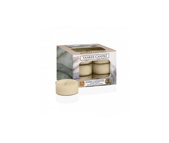 Warm cashmere tea lights yankee candle