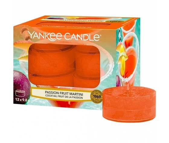 Yankee candle passion fruit martini tea lights pack of 12 p13543 34075 medium