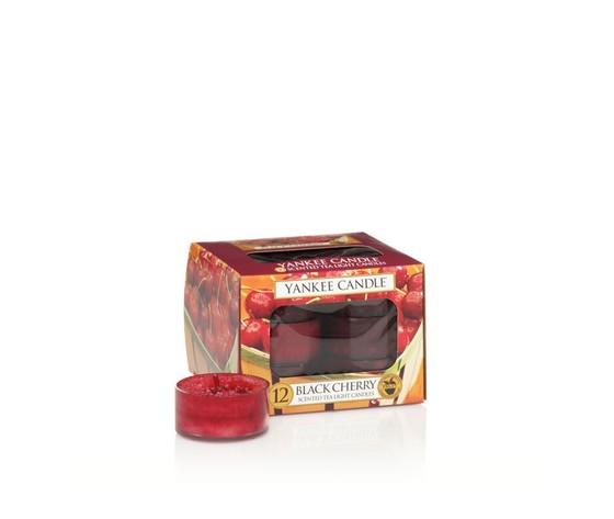Black cherry tea lights yankee candle