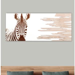 Pannello decorativo Zebra a Pois