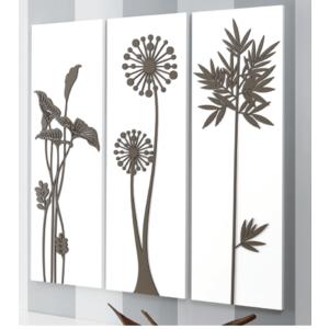 Set pannelli decorativi Malesia