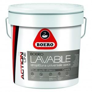 BOERO LAVABILE - BIANCO