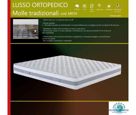 Lusso ortopedico m010
