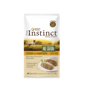 INSTICT UMIDO NO GRAIN 150 GR POLLO IN PATE'