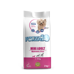 FORZA 10 MINI ADULT MAINTENACE AL PESCE 02 KG