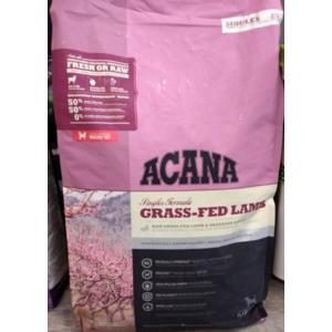 CROCCHETTE CANE ACANA FEED LAMB 11,4 KG