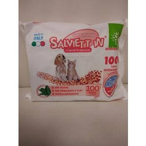 SALVIETTE ALLA CLOREXIDINA COF. 100 PZ