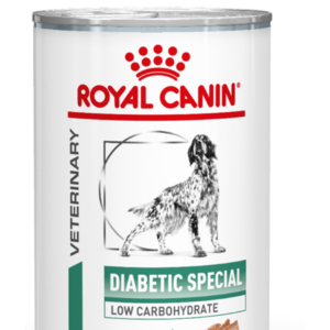 UMIDO PER CANI ROYAL CANIN DIABETIC SPECIAL LOW CARBOIDRATE 410 GR
