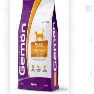 CROCCHETTE GATTO GEMON ADULT  POLLO/TACCHINO 10 KG