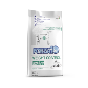 CROCCHETTE CANE FORZA 10 WEIGHT CONTROL ACTIVE 04 KG
