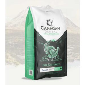 CROCCHETTE CANE CANAGAN DENTAL 02 KG
