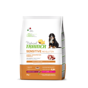 TRAINER SENSITIVE MINI ADULT ANATRA 02 KG
