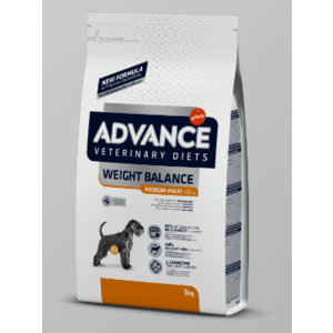 ADVANCE WEIGHT BALANCE MEDIUM-MAXI 3 KG