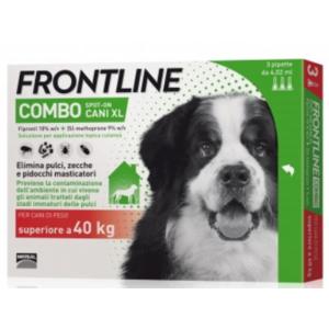 FRONTLINE COMBO ANTIPARASSITARIO CANE OLTRE 40 KG