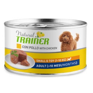 UMIDO TRAINER SMALL E TOY ADULT AL POLLO 150 GR