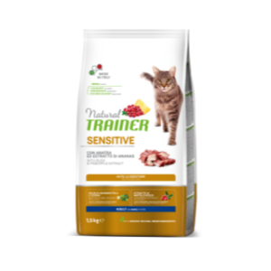 TRAINER SENSITIVE ANATRA 1,5 KG PER GATTO