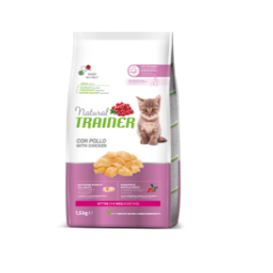 TRAINER GATTO KITTEN POLLO 1,5 KG