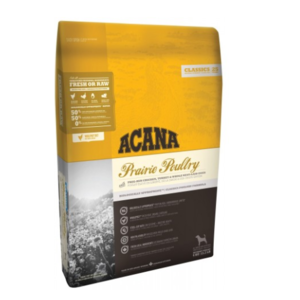 CROCCHETTE CANE ACANA PRAIRE POLLO 11,4 KG