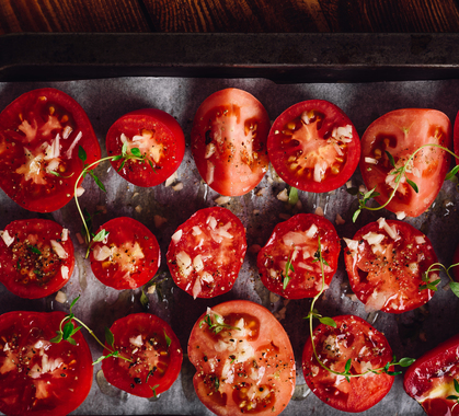 Preparation of sun dried tomatoes 2txpk6j