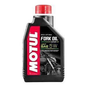 Motul fork oil 5w