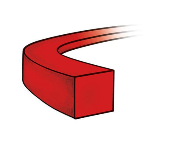 Filo nylon sez quadrata 1