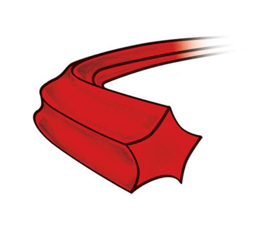 Filo nylon sez pentagonale 1