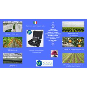 Computerino per monitoraggio fattori ambientali e produttivi