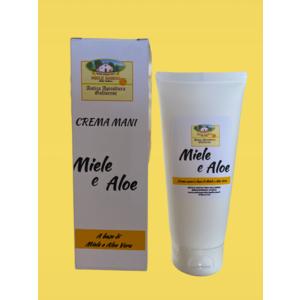 Crema Mani Miele e Aloe 100 ml
