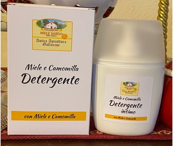 Detergente intimo
