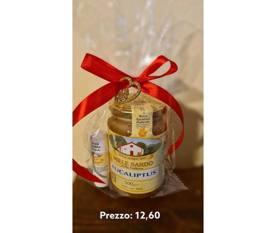Miele di eucaliptus 500 g 0 %28lavanda  cardo millefiori macchia mediterranea   colline della gallura da 500g%29 con strick a scelta