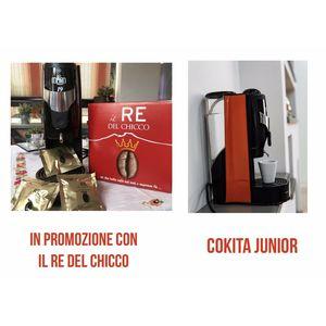 Macchina Caffè Cokita Junior Evolution per Cialde ESE44
