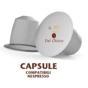 50 Capsule compatibili Nespresso + Accessori