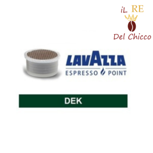 50 Capsule compatibili Lavazza Point DEK