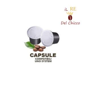 50 capsule (Uno System) + Accessori