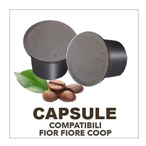 50 capsule compatibili FIOR FIORE COOP