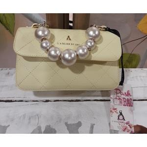 Borsetta piccola perle