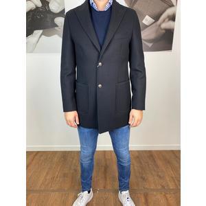 Cappotto misto lana/cashmere