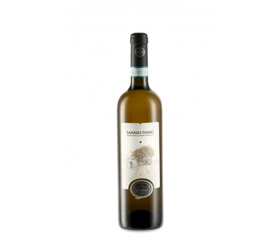 White wine fiano doc sannio nifo sarrapochiello