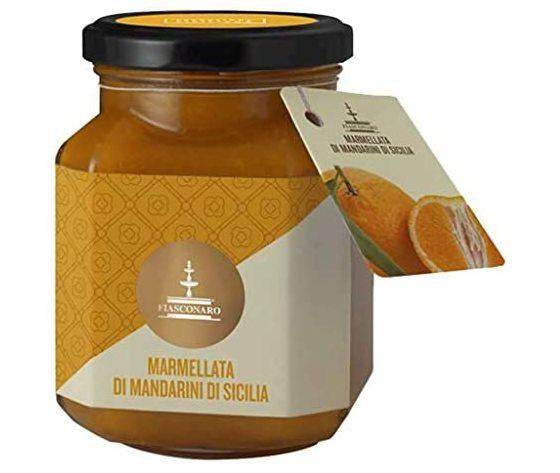Marmellata di mandarini gr.360
