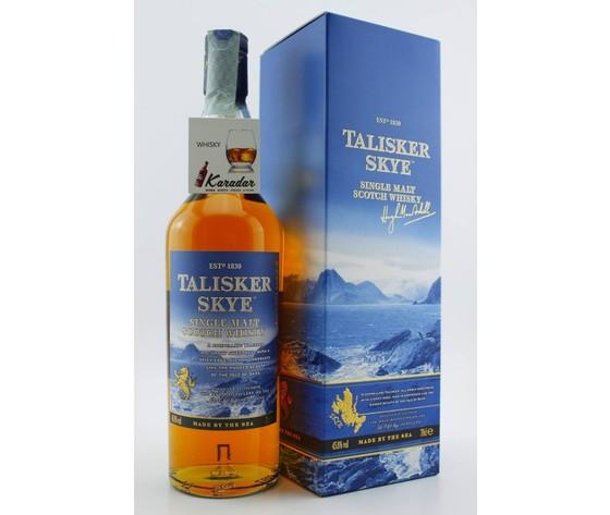 Talisker skye whisky islands