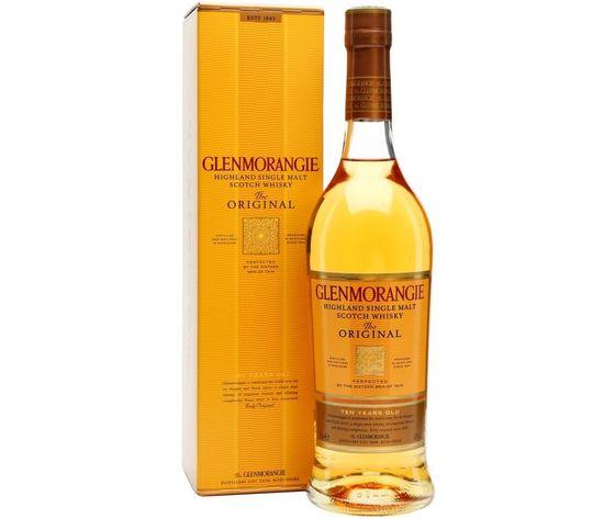 Highland malt glenmorangie