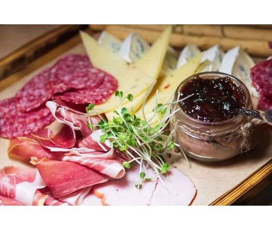Tagliere samuli formaggi gourmet