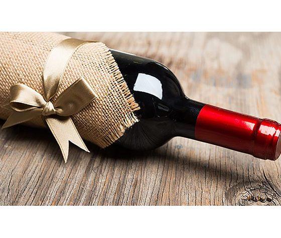 Regali natale tema vino