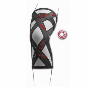 TENORTHO 3111 C-KNEE ginocchiera elastica con fibra di carbonio e taping integrato