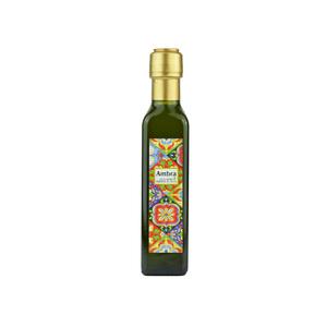 Bottiglia tipo marasca da lt.0,250 di olio extravergine di oliva