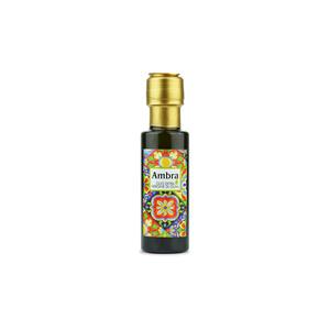 Bottiglia tipo dorica da lt.0,100 di olio extravergine di oliva