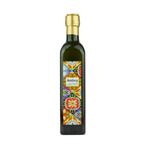 Bottiglia tipo marasca da lt.0,500 di olio extravergine di oliva