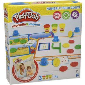 Play-Doh Impara i Numeri