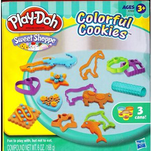 Hasbro Play-doh Color Cookies