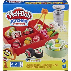 Hasbro Play-Doh Sushi Set